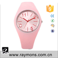 various customized design make own logo custom 4.0 cm silicon watches for own print