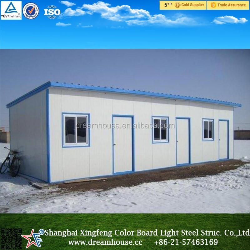 Barato casa modular r pido montaje casa prefabricada - Casa modular prefabricada ...
