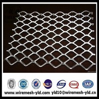 mini expanded metal wire mesh/GI expanded panel
