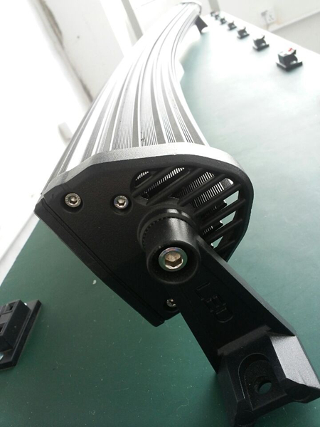 Flood 50 inch cr ee 288w curve led light bar for off road , 4x4 ,mining vehicle , heavy equipments Truck, Jeep