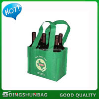 Super quality useful insulated wine tote bag