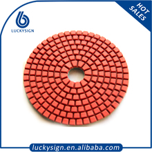 Hot Selling 3 Step Wet/Dry Granite Foam Polishing Pads