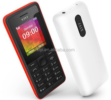Factory Direct $4.7 Cheap Moble Phone 106 Single Card Mobile Phone for Yestel