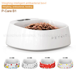 FDA approval colorful dog food bowl collapsible household bowls for dogs