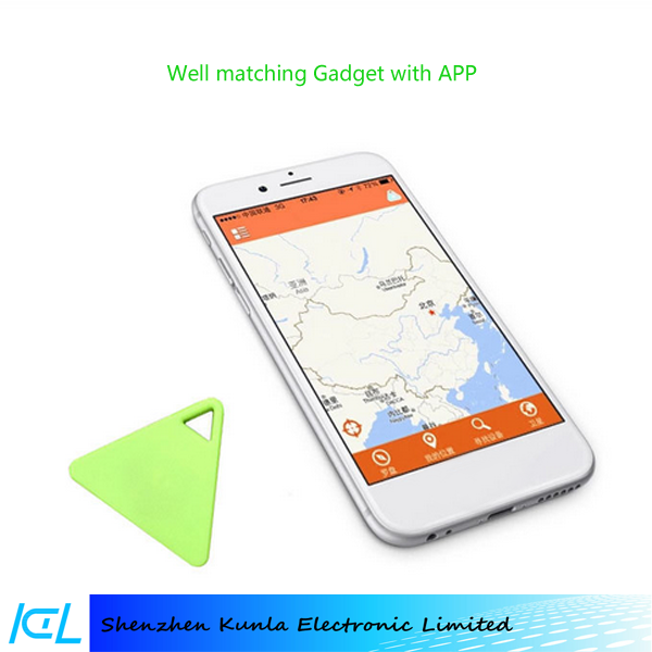 2015 GPS tracker bluetooth 4.0 Lost alarm for car parking position