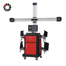 New promotion high-definition wheel balancing and alignment equipment
