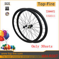 2014 SALES promotion 38mm carbon road tubular wheels set for clear coating only 3K glossy or matte , 30% discount, only 30sets