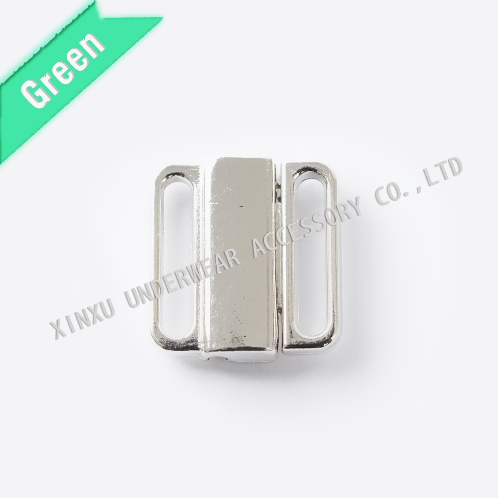 Bra alloy clasp for bar/lingerie/swimwear at hot sale