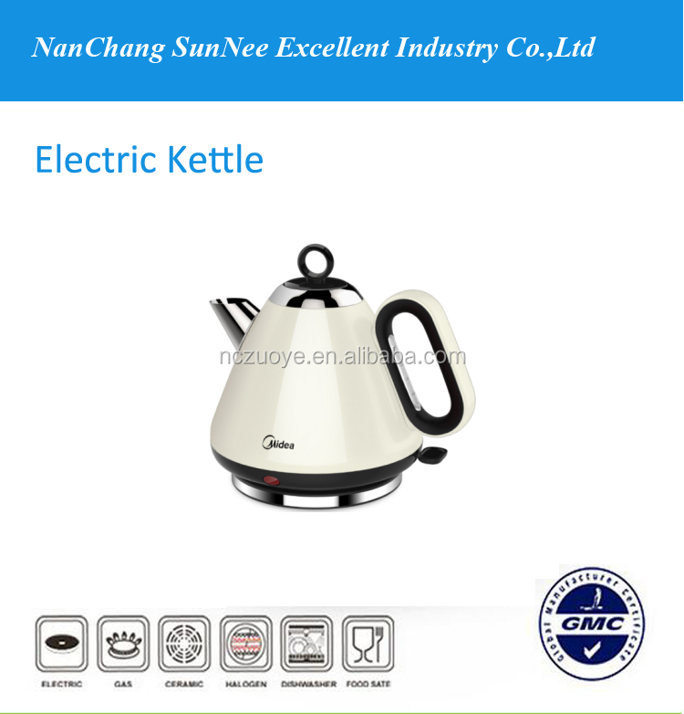 2017 Kitchen <strong>Appliance</strong> Best Electric Water Kettle For Boiling Tea