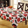 New Pattern Printed Anti-slip Waterproof Table Cloth