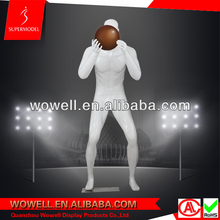 Sport mannequin,basketball male mannequin, male mannequin