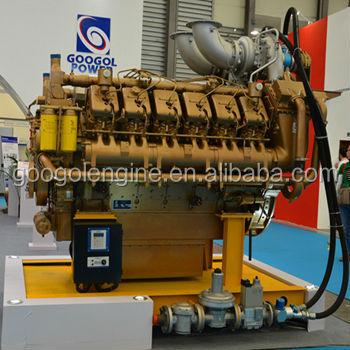 1100kW Natural Gas Engine