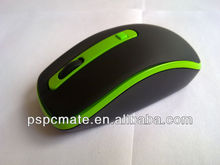 New design 2.4g wireless mouse for mac/pc