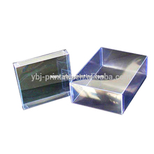 The most fashion manufacturer of transparent PVC PET PP plastic packaging box