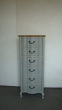 antique style storage office wood filing cabinet