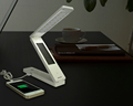 new technology lamps solar reading touch sensitive lamp solar LED desk lamp