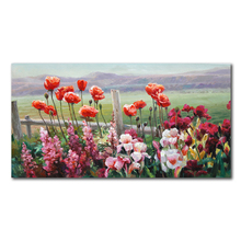 See Art flower painting wall pictures for living room picture on canvas