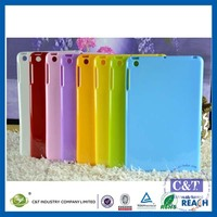 C&T Good quality frosted finish tpu case for ipad pro ultra slim case