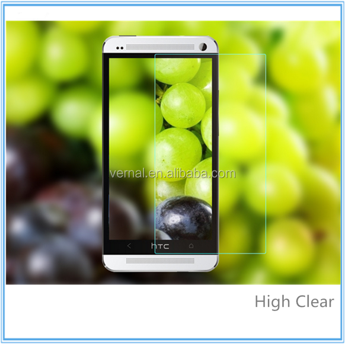 Original Clear 0.26mm 2.5D 9H Tempered Glass Screen Protector for HTC M7/M8/M9/820 mini/828/626