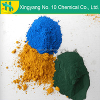 Dyestuff, factory supply iron oxide pigments concrete flooring Coating