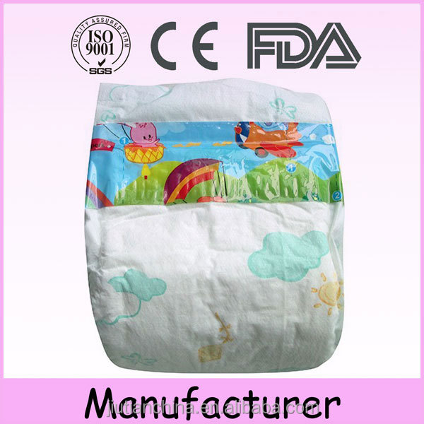 china manufacturer wholesale professional factory made sleepy softextile diapers pampering
