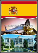 Air Freight to Barcelona, Spain