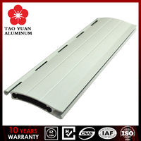 Hot selling heat insulation aluminum roller shutter
