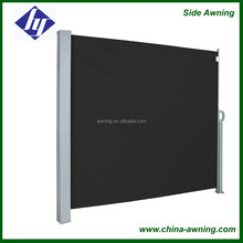 Garden Decoration Vertical Wind Screen Side Awning