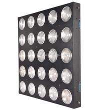 EV Light EV-MTX25B DMX Matrix 5x5 Warm White LED Audience Blinder Stage Light/led matrix blinder stage light