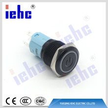 China manufacturer 3pdt push button switch