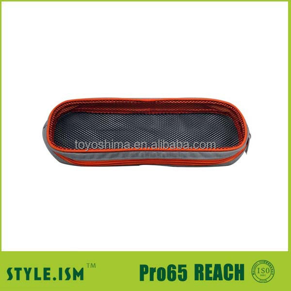 Hot Sale <strong>Orange</strong> Mesh Towel Bag