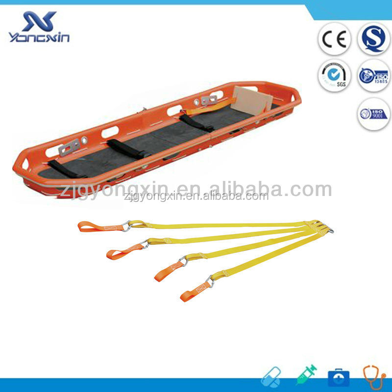 YXZ-D-5A Ambulance Two Parts Basket Stretcher For Helicopter
