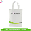 Factory Wholesale Fashion Style Eco Friendly Handled Reusable Nonwoven Shopping Bags