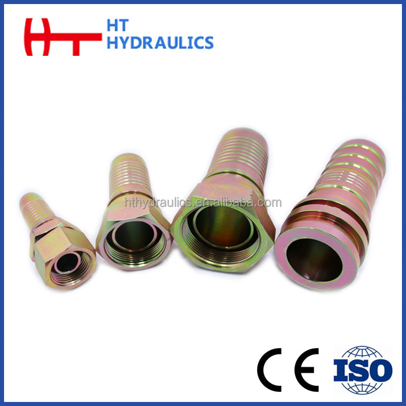 Factory Direct Sale Hydraulic Hose Fitting