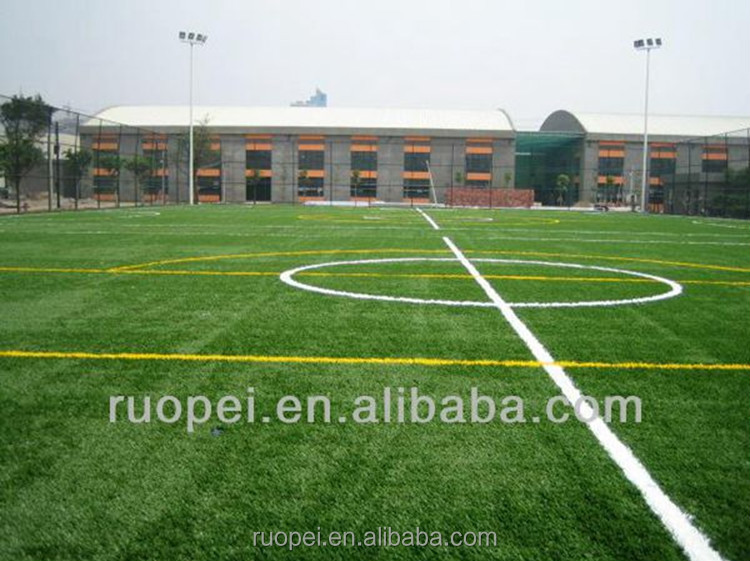 Cheap Artificial Grass Carpet For Soccer Field