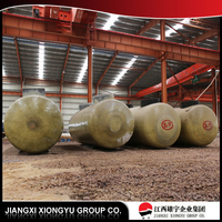 Gas Oil Tank Welding Rotator Pressure Vessel