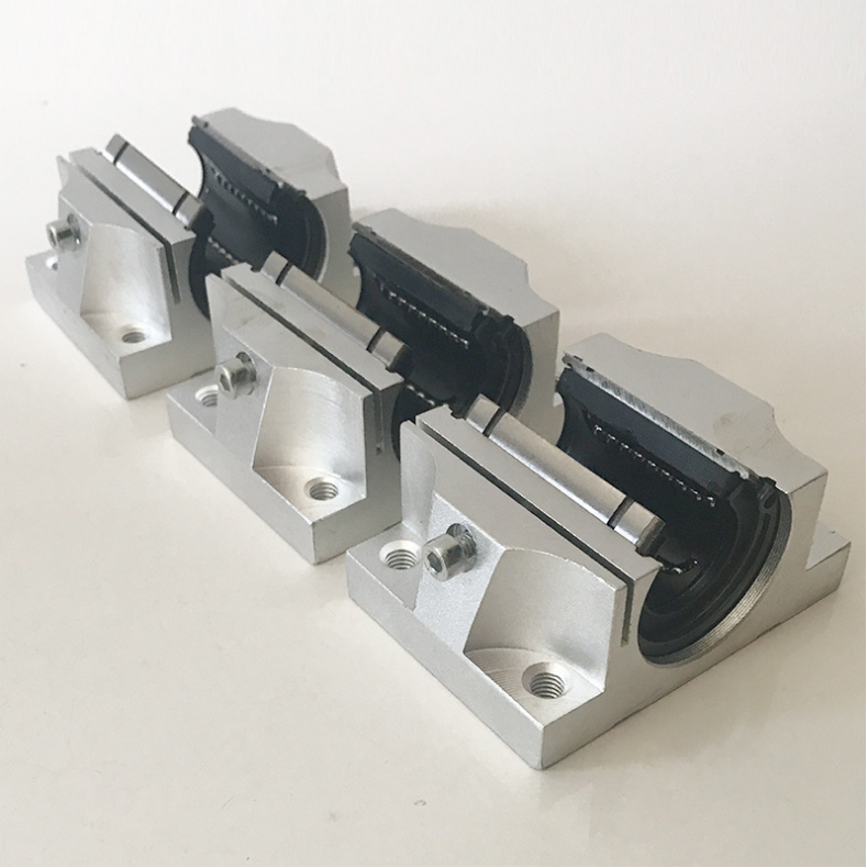 Support rail box unit with high rust proof precision