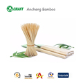 Flat kebab bamboo wooden marshmallow sticks bbq skewers