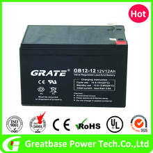solar gel battery ups inverter smf 12v 12ah, gel deep cycle E-bike battery