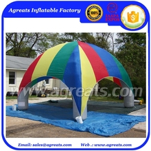 Hot big colorful inflatable tent large outdoor inflatable lawn event tent with high quality on sale S1006