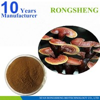 wholesale organic reishi mushroom extract powder