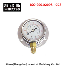 Y-50 High quality pressure gauge manometer for sale