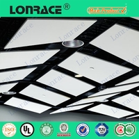 low price acoustc suspended mineral fiber ceiling tiles board