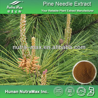 100% Pure Pine Needle Powder, Pine Needle Powder Extract 5:1 10:1 20:1--NutraMax