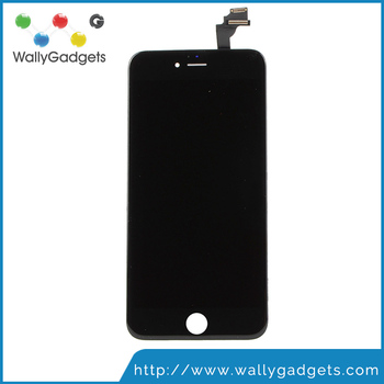 Professional Lowest Price High quality AAA touch screen display lcd for iphone 6 plus with digitizer mobile phone parts