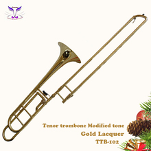 Electronic bugle brass band instruments