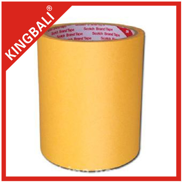 High tack Single Sided 3M 244 Masking tape for Electronic