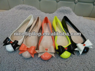 Lady Fashion Jelly shoes