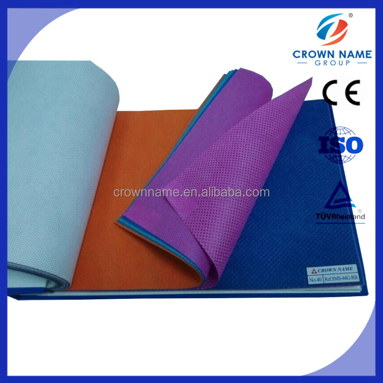 hign quality nonwoven sms fabric