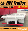 China container chassis truck trailers for sale